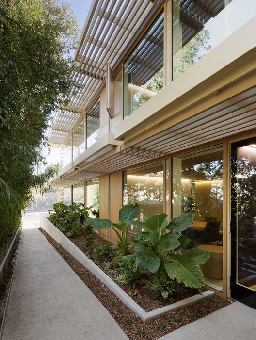 Edifício Sede Venture Capital / Paul Murdoch Architects