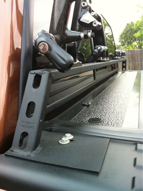 Ford F150 Bike Rack : Mountain, Mount, Ideas??, Forum, Community, Truck, Rack,