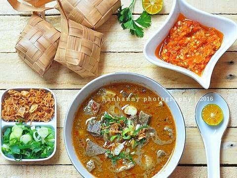 Resep Coto Makassar Oleh Hanhanny Resep Resep Masakan Resep Masakan Asia