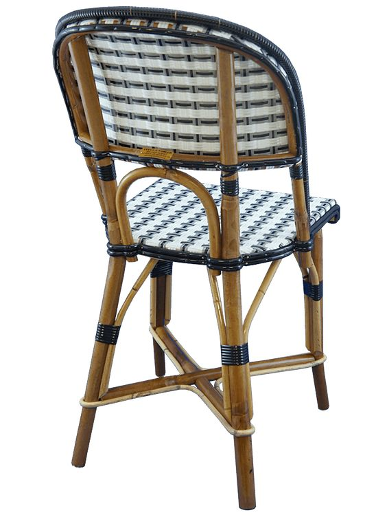 Chaise rotin rayures Collections - Maison Gatti | Beach Life ...