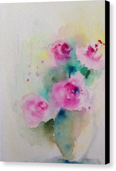 Bouquet Canvas Print Canvas Art By Britta Zehm Art Prints Art