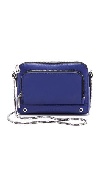 Gorgeous Milly cross body that's got a special smart phone pouch.