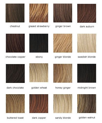 Dark auburn, Swedish blonde and Hair shades on Pinterest