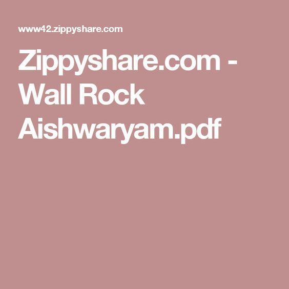 Zippyshare.com - Wall Rock Aishwaryam.pdf