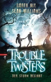 The German cover of Troubletwisters 1.