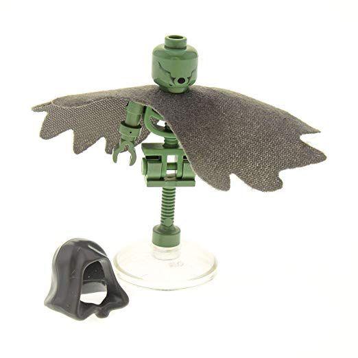 Bausteine Gebraucht 1 X Lego System Figur Skelett Sand Grun Dementor Harry Potter Mit Sat Radar Schussel Transparent Lego Lego Geschenke Lego Spielzeug Lego