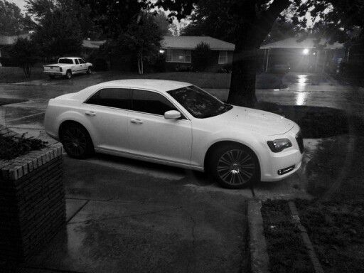 Black and white 300s