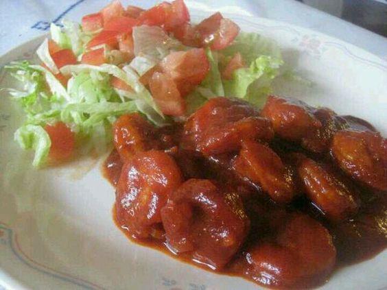 レシピとお料理がひらめくSnapDish - 4件のもぐもぐ - camarones a la diabla by scrumptuouslife