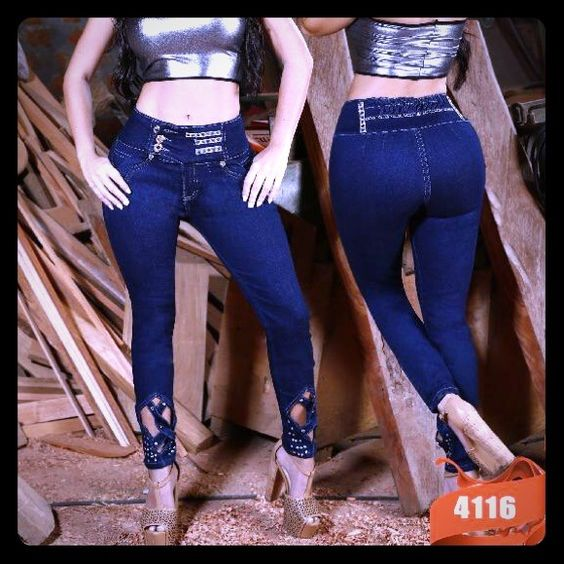 Colombian Butt Lift Jeans Stretchy , Curvy & Sexy Fit . perfectly designed to lift ! beautiful details . available size 1-3-5-7-9-11 USA. ( Price $95) Jeans