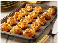 Cheesy Potato Puffs