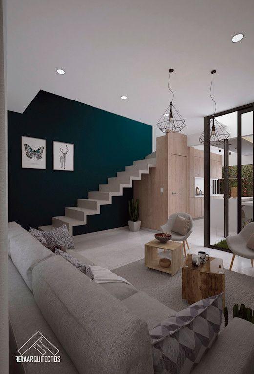 Colores fríos para pintar y decorar tu casa | homify | homify