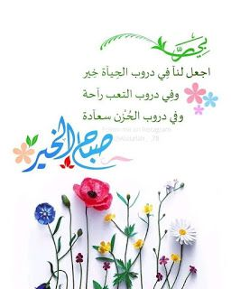 صباح الخير حبيبي Good Morning Images Flowers Beautiful Morning Messages Good Morning Beautiful Flowers