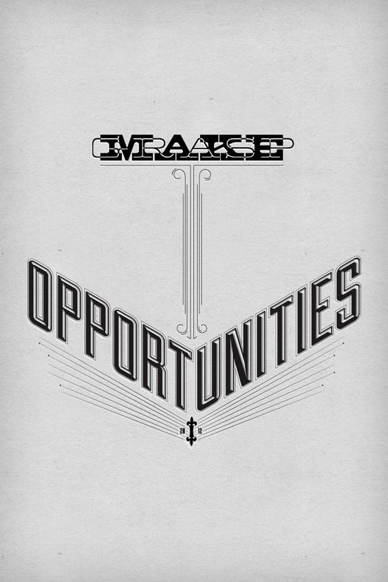 Make/Grasp Opportunities // Danielle Torricelli