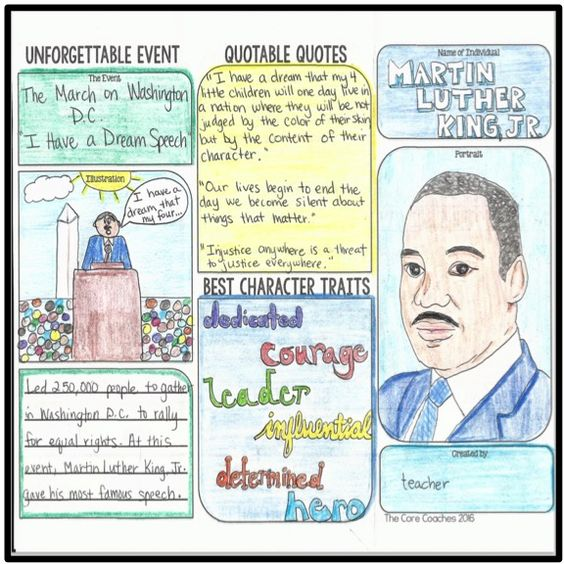 martin luther king lesson plans middle school martin luther king jr and civil rightsthe. Black Bedroom Furniture Sets. Home Design Ideas