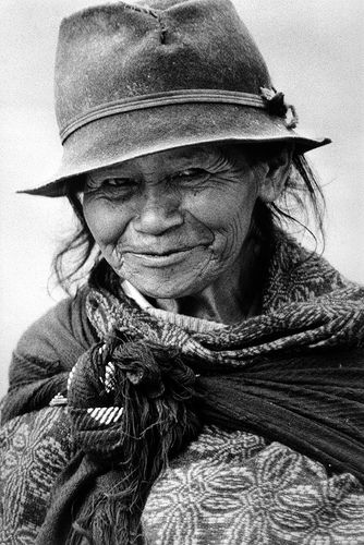 These are the women of our land. The work day and night, they provide for their families, they have so little and still find a reason to smile. They make our countries what they are and they inspire us and remind us that we have so much.: