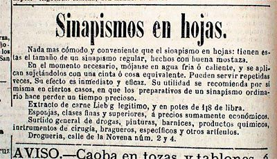 1872 definici n de sinapismo cataplasma o emplasto hechos - Definicion de glamour ...