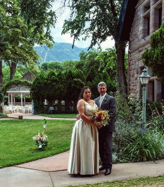 Congratulations Roxanna & Jeff Murcer