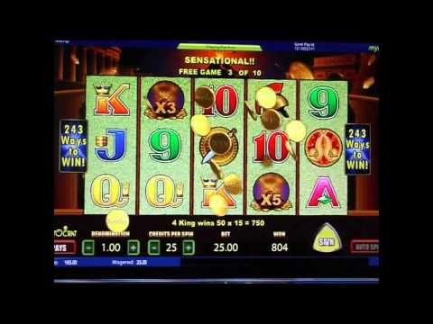 century casino st albert Slot