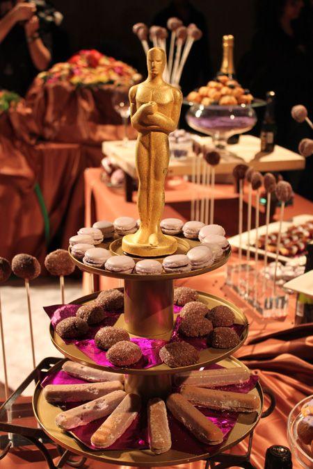 Oscars party:
