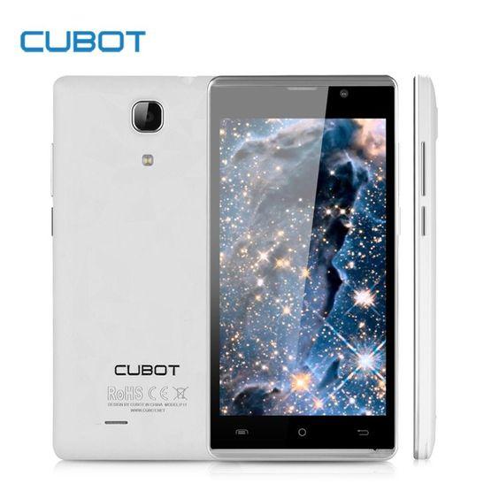 Cubot P11 Mobile Phone MTK6580 Quad Core 1GB RAM 8GB ROM 5.0