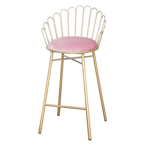 Creative Bar Stools Height Footrest Pub Kitchen Barstools Chairs Breakfast Bistro Cafe Home Counter Leisure Vel Bar Stools Bar Height Stools Kitchen Bar Stools
