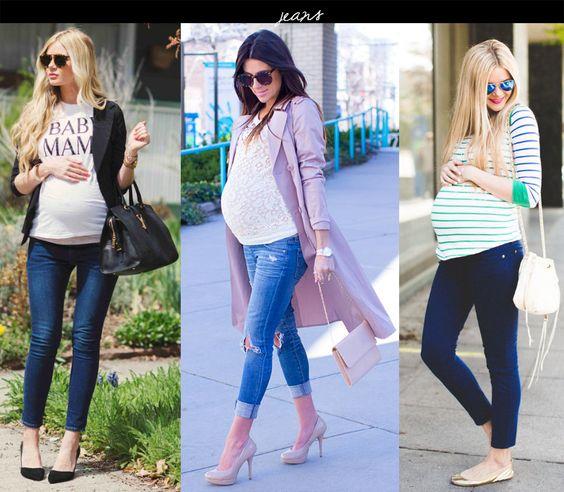 Estilo Meu - Consultoria de Imagem /  pregnant style / grávidas e estilosas / dicas de moda / fashion tips / style tips / styling / estilo na gravidez / jeans / chic women / stylish womens / casual style / personal stylist / image consulting