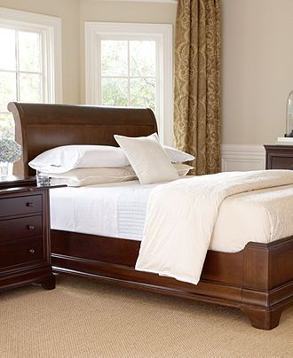 martha stewart bedroom furniture sets pieces larousse furniture macy 39 s camas trineo. Black Bedroom Furniture Sets. Home Design Ideas