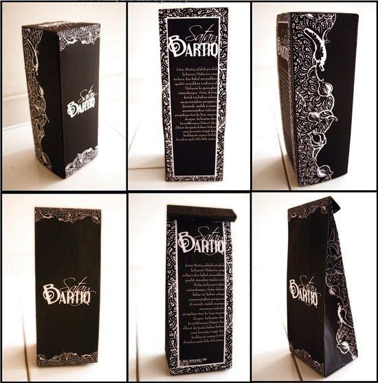satay bartiq #packaging