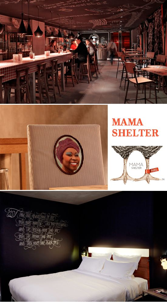 mama shelter | paris