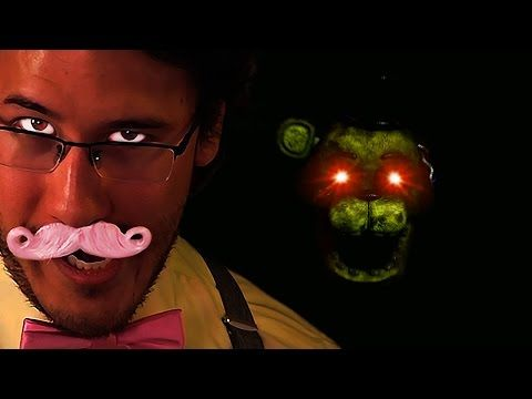 Five Nights at Freddy's: The Interview - YouTube