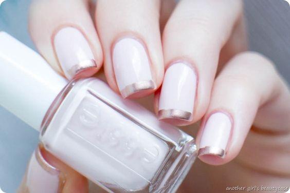 Elegant Business Nails