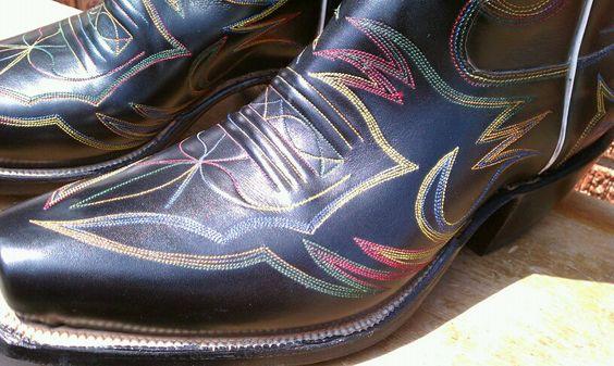 Pablo Jass Bootmaker Ray Jones Style Cowboy Boots