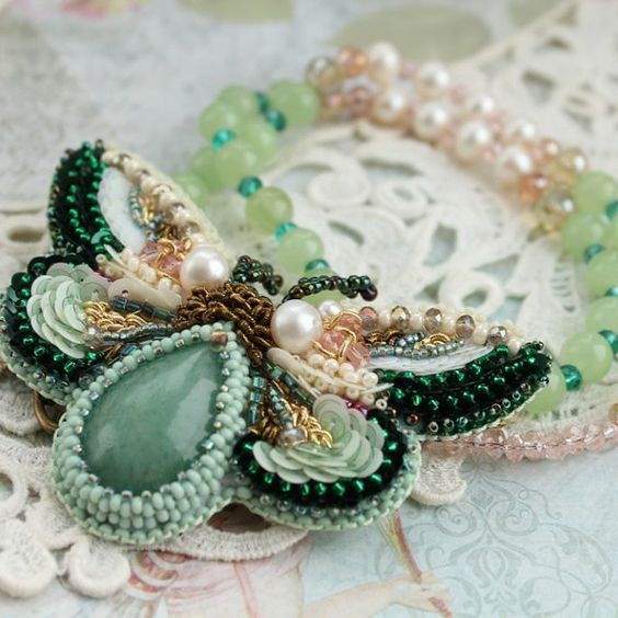 Telpiz jewelry  - Валентина Тельпиз - http://www.livemaster.ru/valentinatelpiz