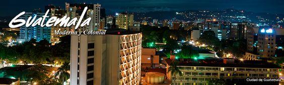 Guatemala, Moderna y Colonial.