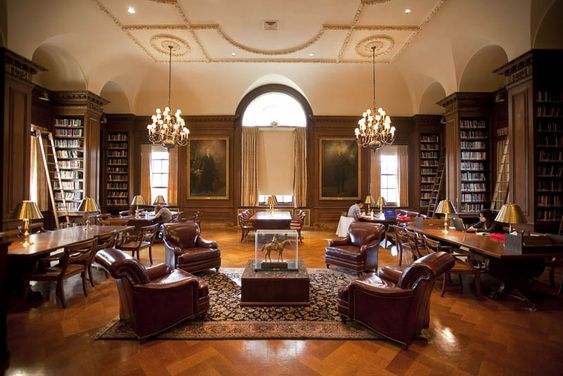 Kirby Library, Lafayette College | Easton, Pennsylvania, USA