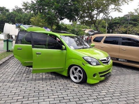 Modifikasi Mobil Avanza Simple Dan Eleghan Modifikasi Mobil Mobil Mobil Modifikasi