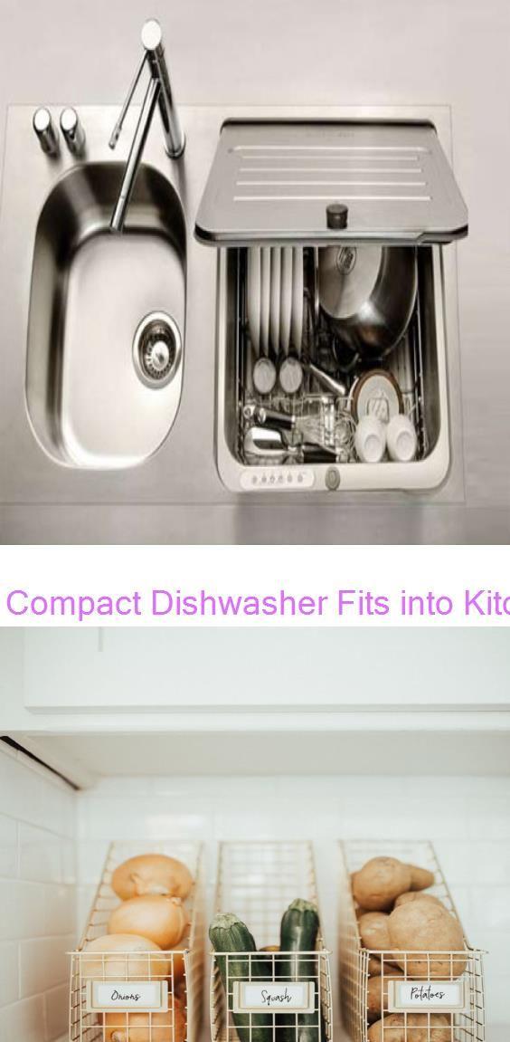 Pin By Gangmuna Panmei On Kitchen Sink Fitting Dishwasher Fitting Kitchen Furniture Design Compact Dishwasher