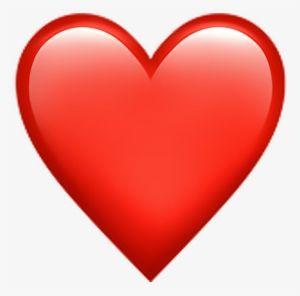 Red Heart Emoji Heart Emoji Emoticon Iphone Iphonee Heart Emoji Png 974722 In 2020 Heart Stickers Black Heart Emoji Flower Frame Png