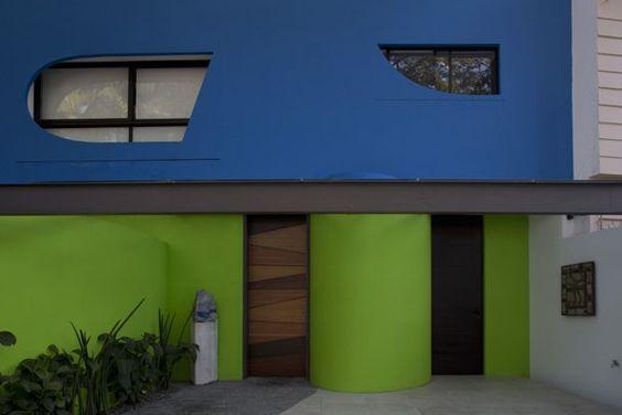Casa Nara Roesler Ruy Ohtake (Foto: Cristiano Mascaro)