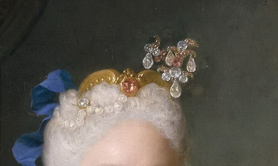 Ranc, Jean -- Isabel Farnesio, reina de España