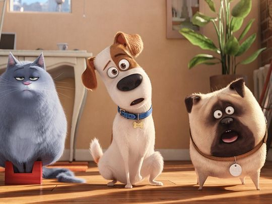 Universal Studios Hollywood To Go Off The Leash With Secret Life Of Pets Ride Secret Life Of Pets Cool Pets Secret Life