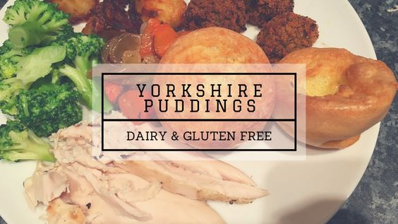How To: Gluten & Dairy Free Yorkshire Puddings