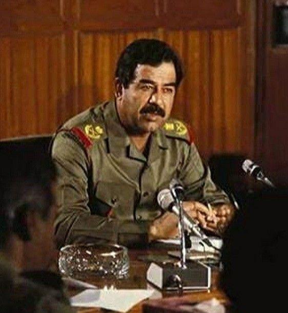 Pin By روائع الصور On صور صدام حسين عالية الوضوح Saddam Hussein Jewish
