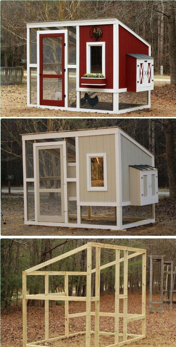 Build Your Own Chickencoop Woodworkingprojects