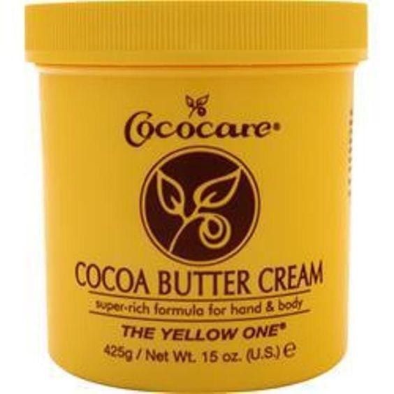 You're getting a lower bottom price! Buy 1-2-3-4 or more COCOCARE Cocoa Butter Cream 15 oz & save more #COCOCARE