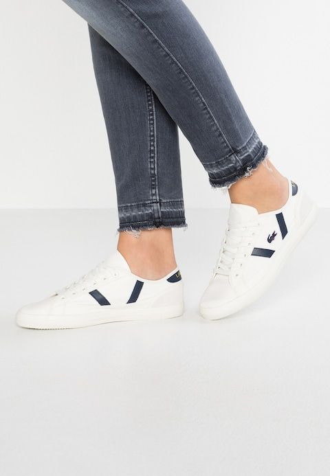 Lacoste SIDELINE - Trainers - white