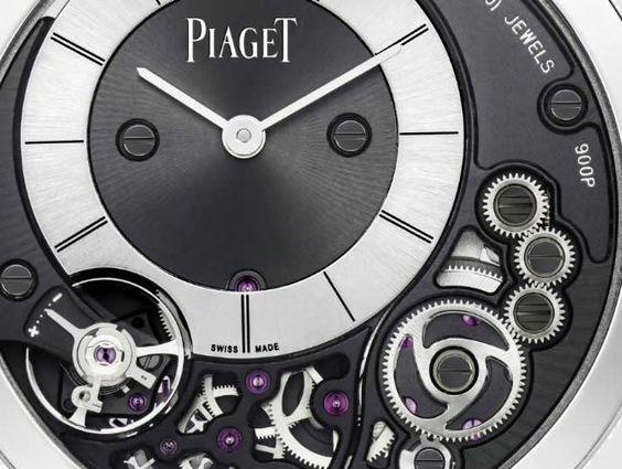 Per celebrare il suo centoquarantesimo anniversario, Piaget svela Altiplano 900P, l'orologio meccanico piu' sottile al mondo.