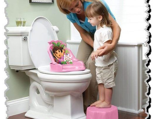 ازاي تعلمي طفلك دخول الحمام Potty Training Girls Easy Potty Training Potty Training Kids