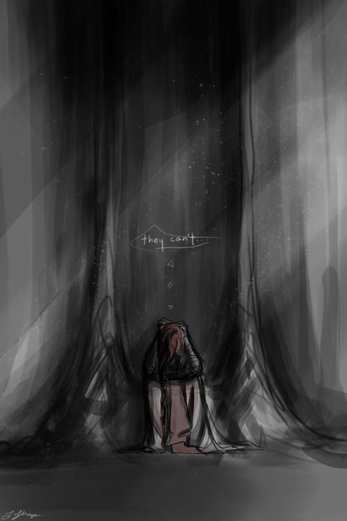 """By Suz: I imagine Mairon would often feel very lonely after the War of Wrath. Like, can you see him sitting on his throne in Barad-Dûr with tears in his eyes. And then, Manwë would wipe Mairon's tears away and say, """"I'll inform him on your return. Mayhaps, I can arrange that you are allowed to see him."""" """"You are the only one that can make my Brother return to me.""""<--- here goes my deepest corners of mind's fluff..."""