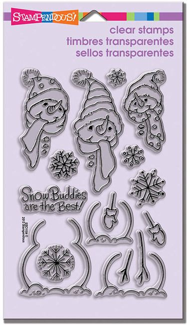 Stampendous Rubber Stamps - 123Stitch.com